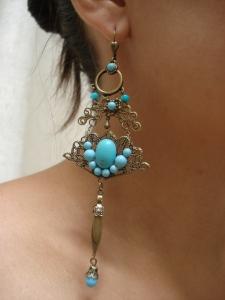 BO Turquoise Miss Lyly
