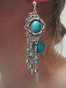 BO Turquoise Mimi-Pralinette