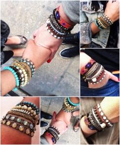 Battle de bracelets !