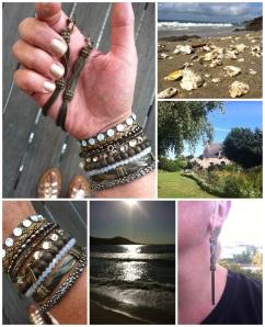 BO et bracelets en vacances de Mimi...